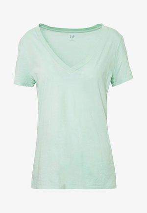 Camiseta estampada - fantasy aqua