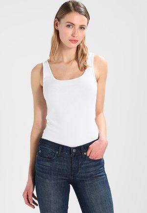 TANK - Topper - white