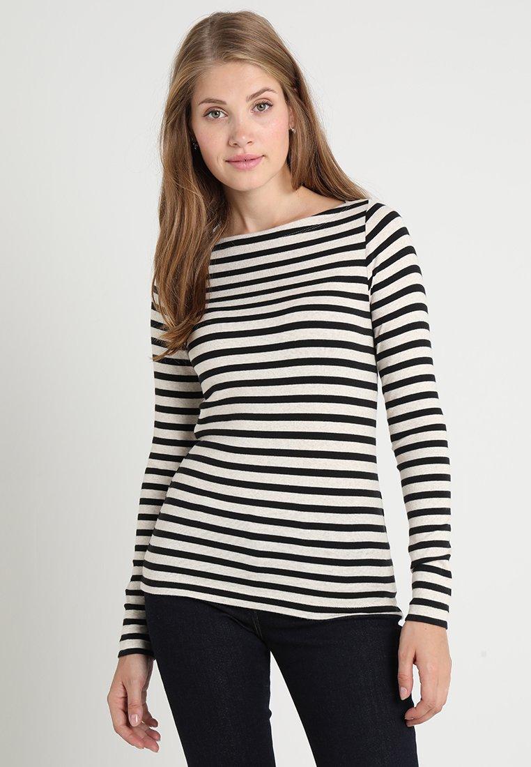 GAP - BOAT - Langærmede T-shirts - oatmeal