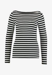 GAP - BOAT - Camiseta de manga larga - black - 3