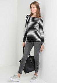 GAP - BOAT - Camiseta de manga larga - black - 1