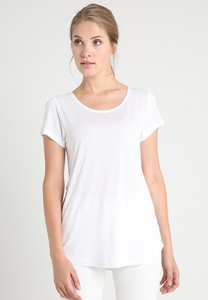 LUXE - Basic T-shirt - white