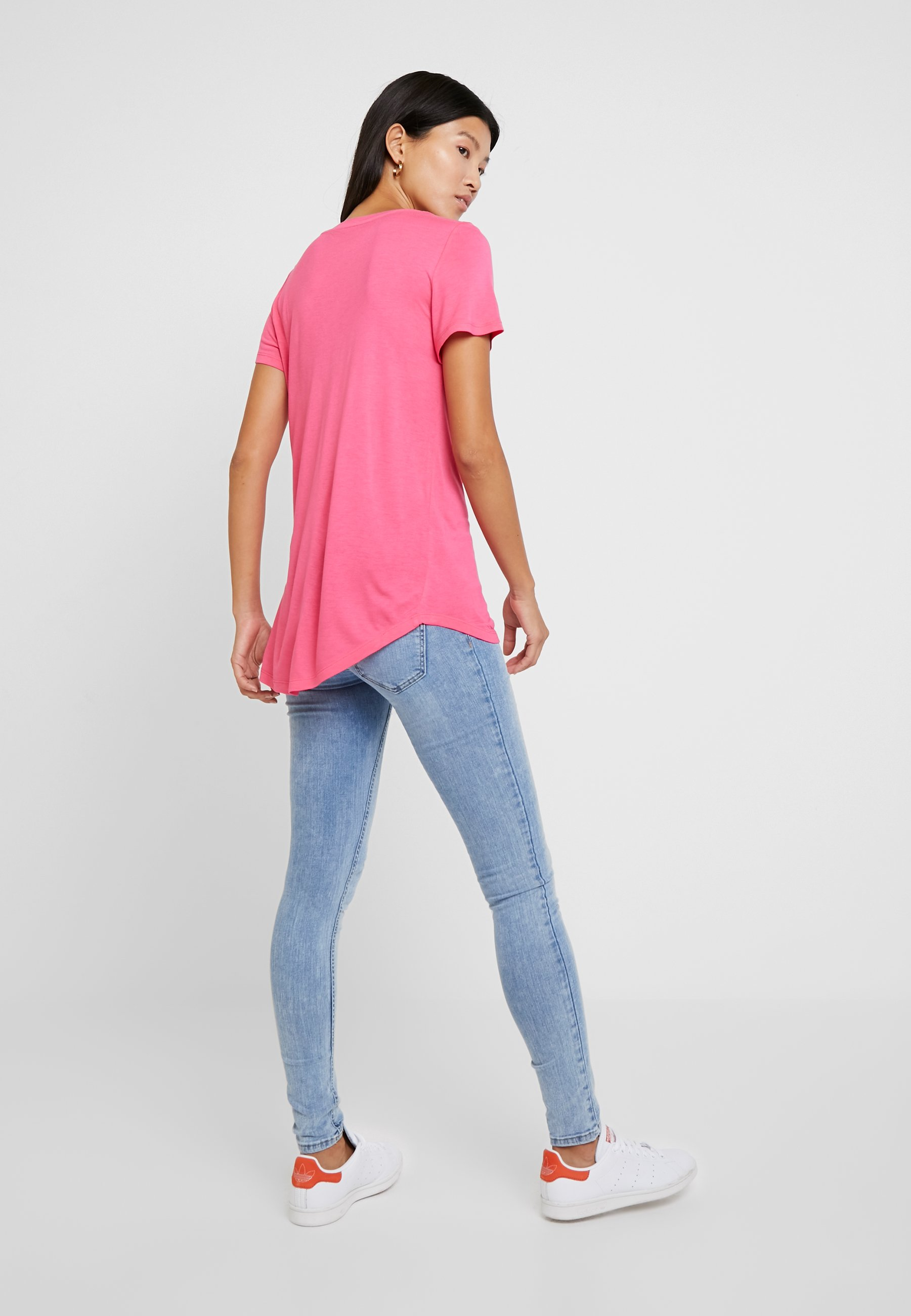 Basic Gap Pink LuxeT Wednesday shirt wPOkTiuXZ