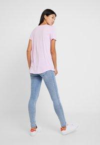 GAP - LUXE - Jednoduché triko - lavender pink - 2