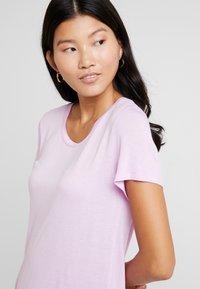 GAP - LUXE - Jednoduché triko - lavender pink - 4