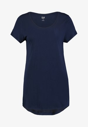 LUXE - T-shirt basic - navy