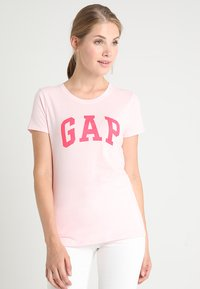 GAP - TEE - T-shirts print - new powder - 0