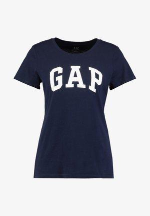 TEE - T-shirt z nadrukiem - navy uniform