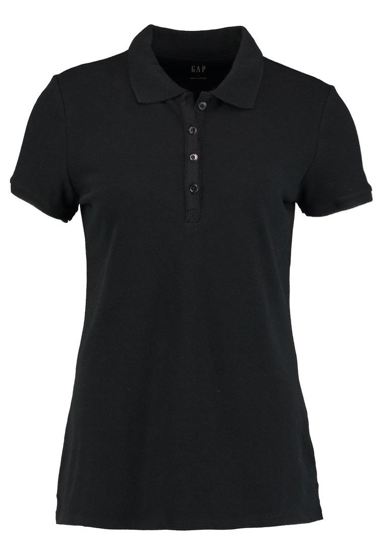 GAP Koszulka polo - true black