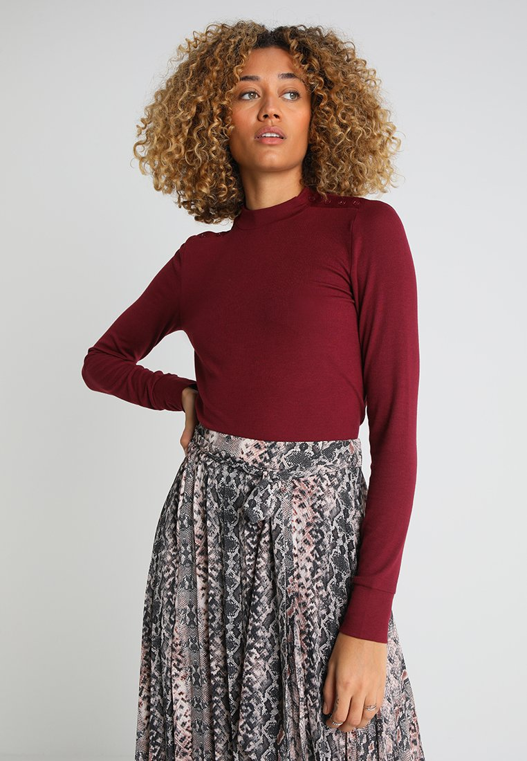GAP - Long sleeved top - red delicious