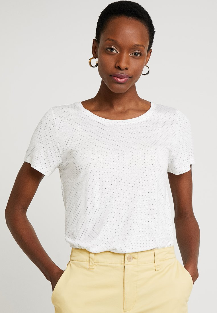 GAP - LUXE - T-Shirt print - snow cap