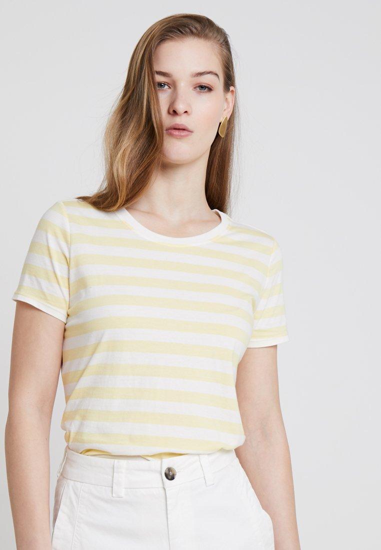 GAP - VINT - T-shirt print - spring yellow