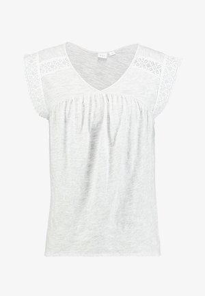 Camiseta estampada - light grey