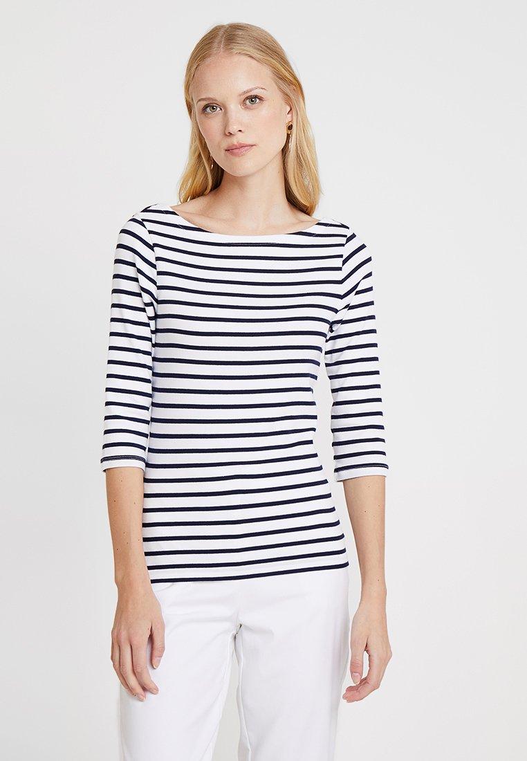 GAP - BALLET - Long sleeved top - navy