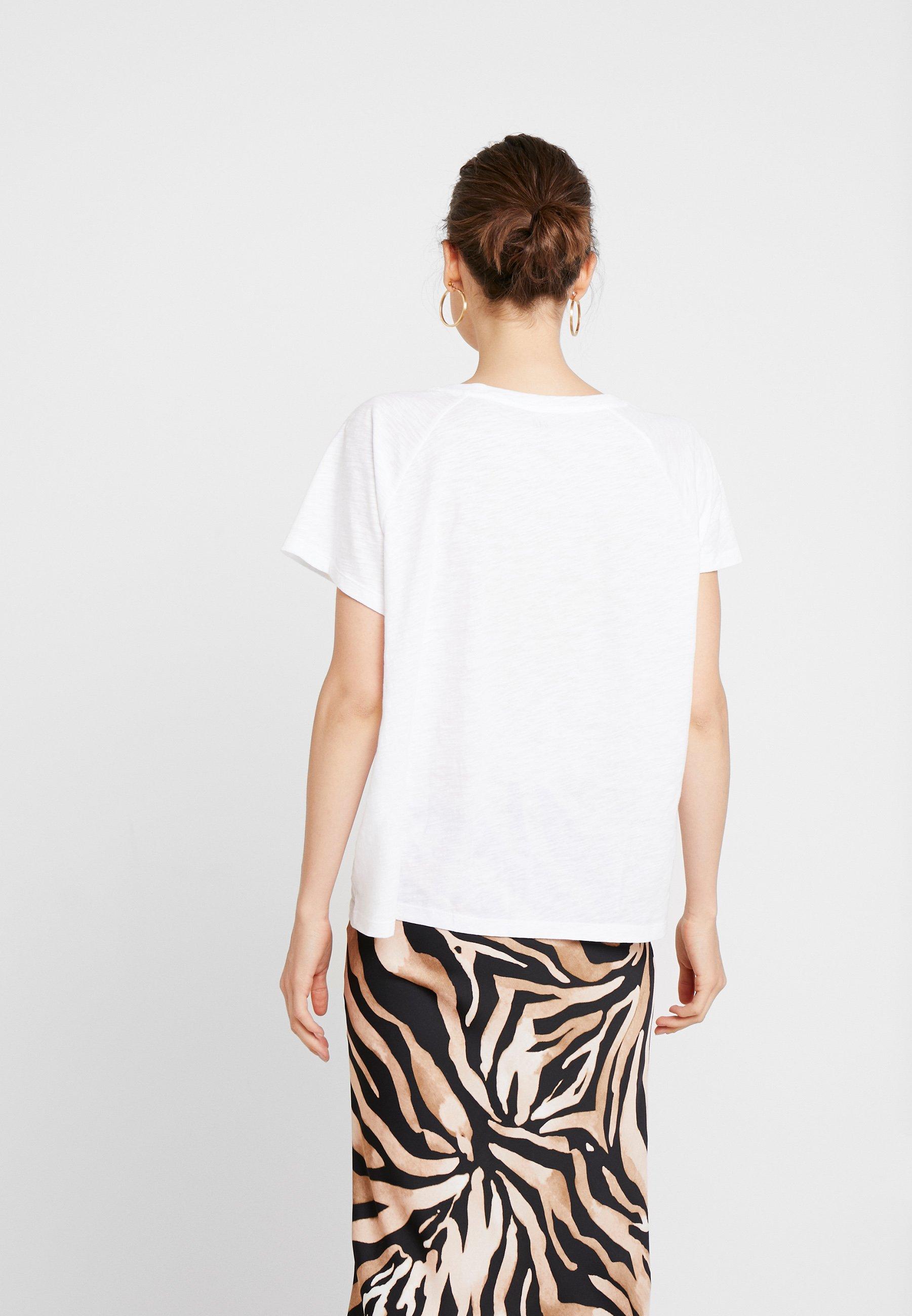 White Basique shirt SlubT SlubT Gap Gap Gap Basique shirt White 3ASc5Lq4Rj
