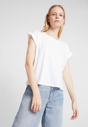 Camiseta básica - white