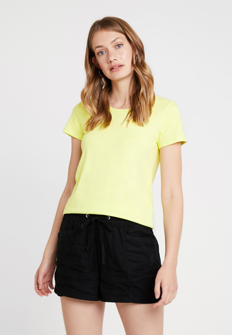 GAP - FAV CREW - T-shirts basic - key lime pie
