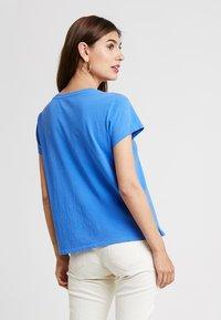 GAP - TEE - Print T-shirt - cabana blue - 2