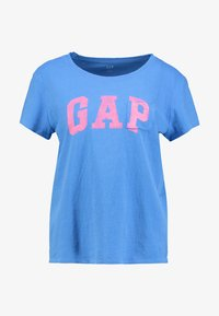 GAP - TEE - Print T-shirt - cabana blue - 4