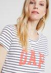 GAP - TEE - Print T-shirt - navy