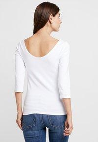 GAP - BALLET - Long sleeved top - optic white - 2