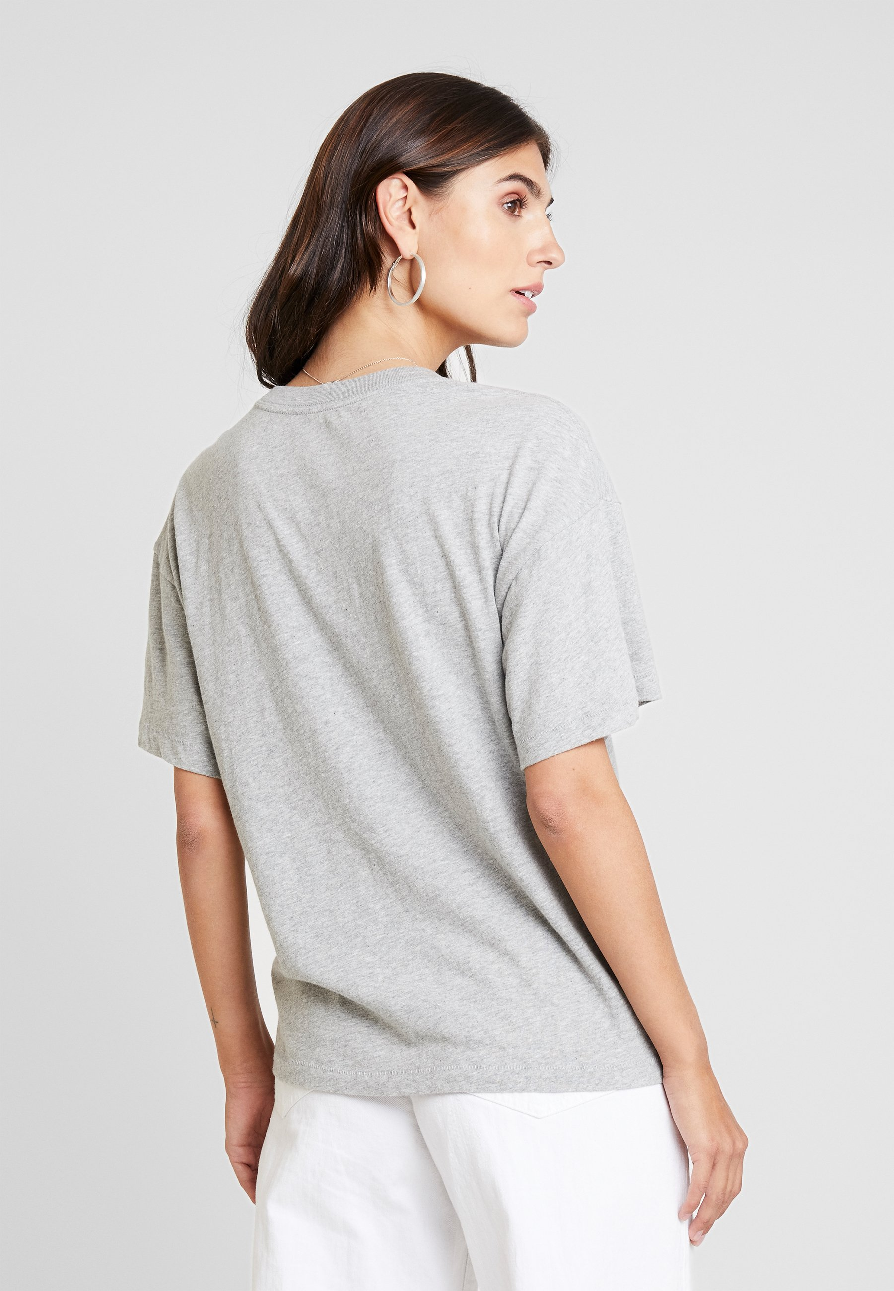 GAP 50TH ANNIVERSARY TEE - T-shirt imprimé light heather grey