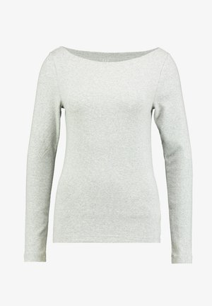 BOAT - Long sleeved top - heather grey