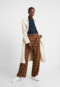 GAP - BOAT - Bluzka z długim rękawem - true indigo - 1