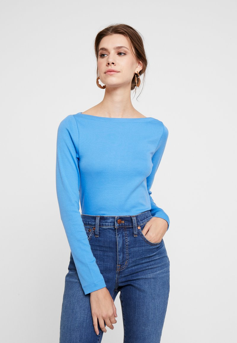 GAP - BOAT - Long sleeved top - aerospace