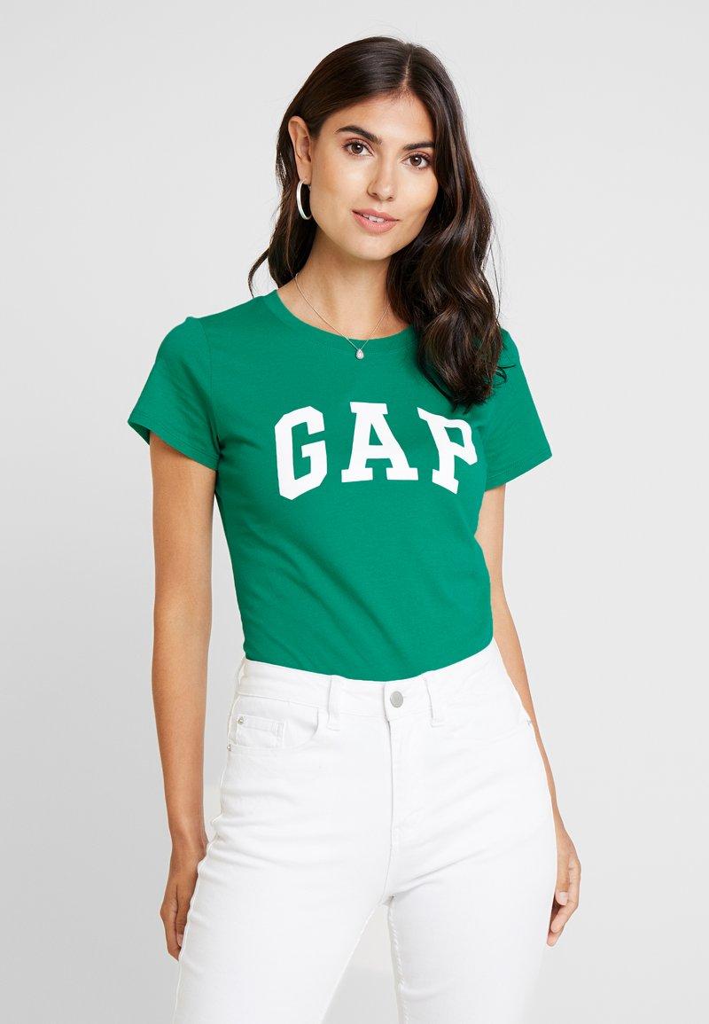 GAP - TEE - T-Shirt print - deluxe green