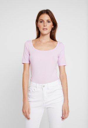 T-shirt basic - light iris