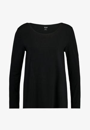 LUXE - Camiseta de manga larga - true black