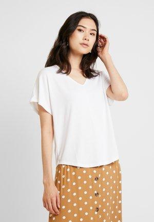 T-shirt basic - optic white