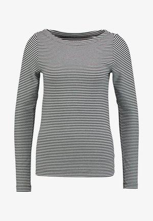 BOAT - Long sleeved top - black