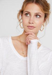 GAP - SLUB - Camiseta de manga larga - white - 3