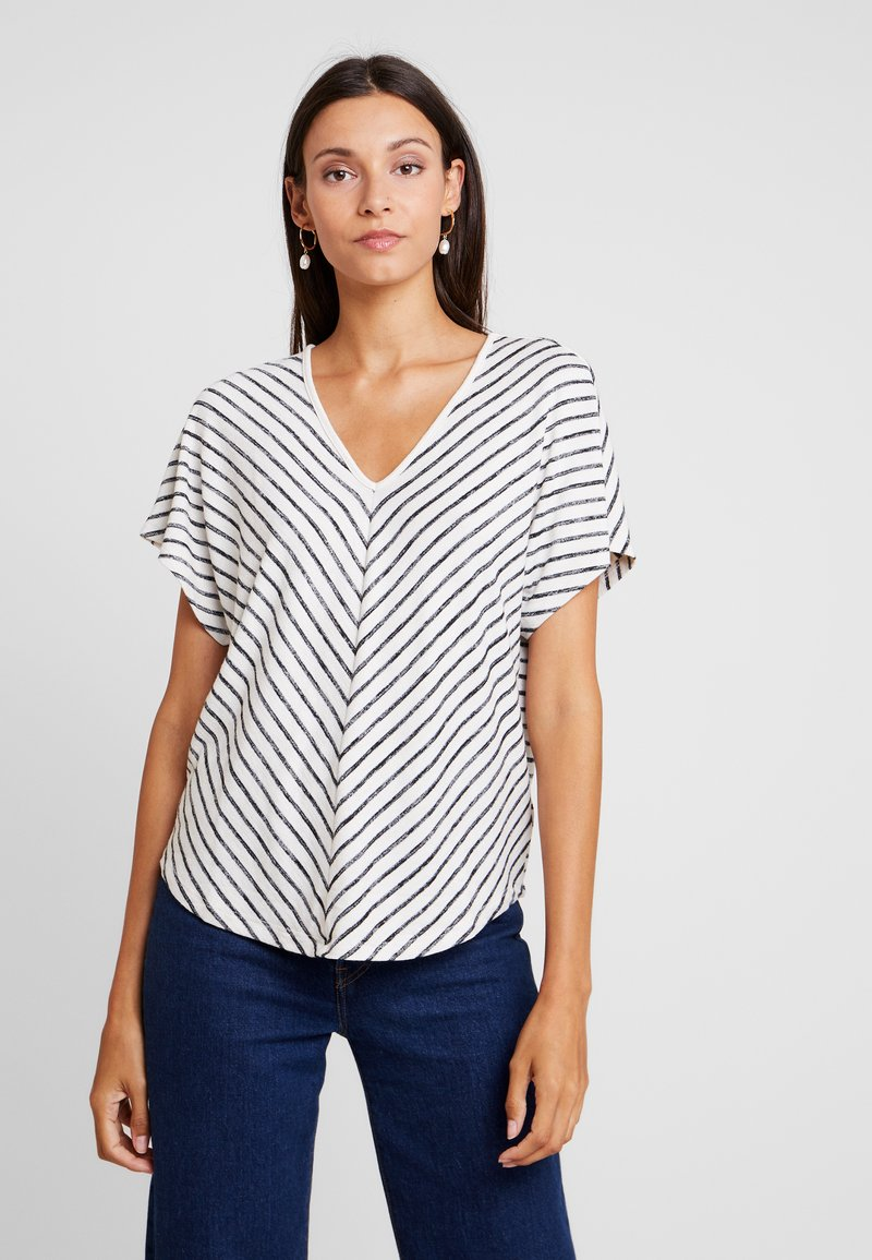 GAP - T-shirts print - anchorage cream