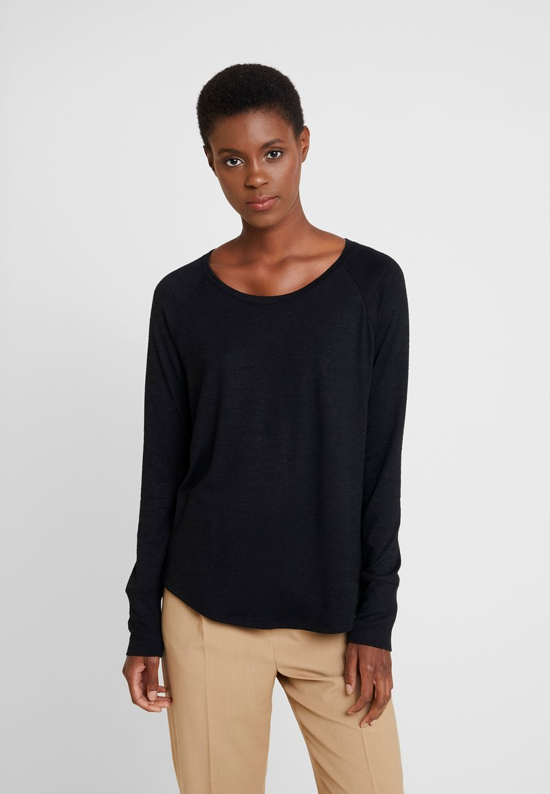 GAP - Strickpullover - true black