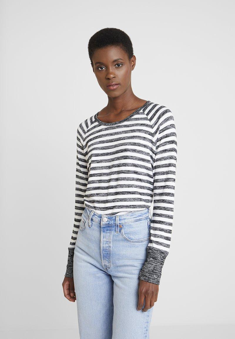 GAP - Trui - black stripe