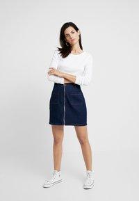 GAP - Long sleeved top - white - 1