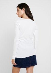 GAP - Long sleeved top - white - 2