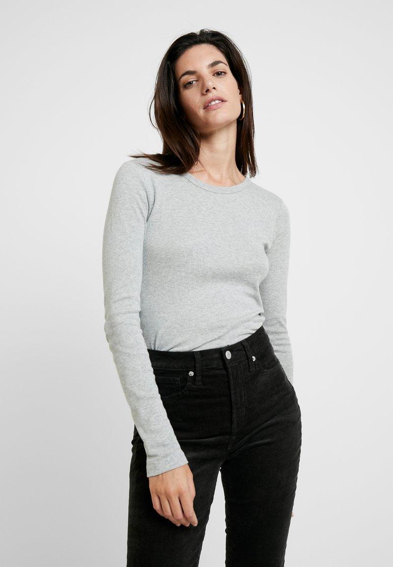 GAP - Long sleeved top - heather grey
