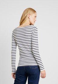 GAP - BOAT - T-shirt à manches longues - navy/white - 2