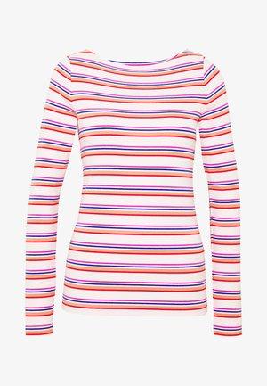 BOAT - Langarmshirt - pink