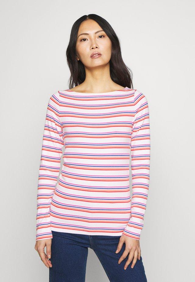BOAT - Langærmede T-shirts - pink