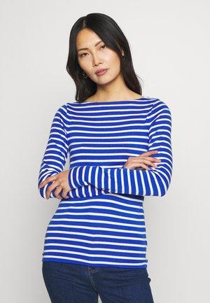 BOAT - Camiseta de manga larga - blue combo