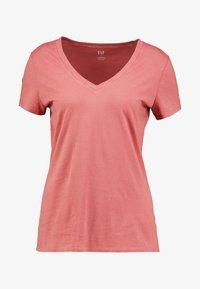 GAP - Camiseta básica - terra cotta - 3