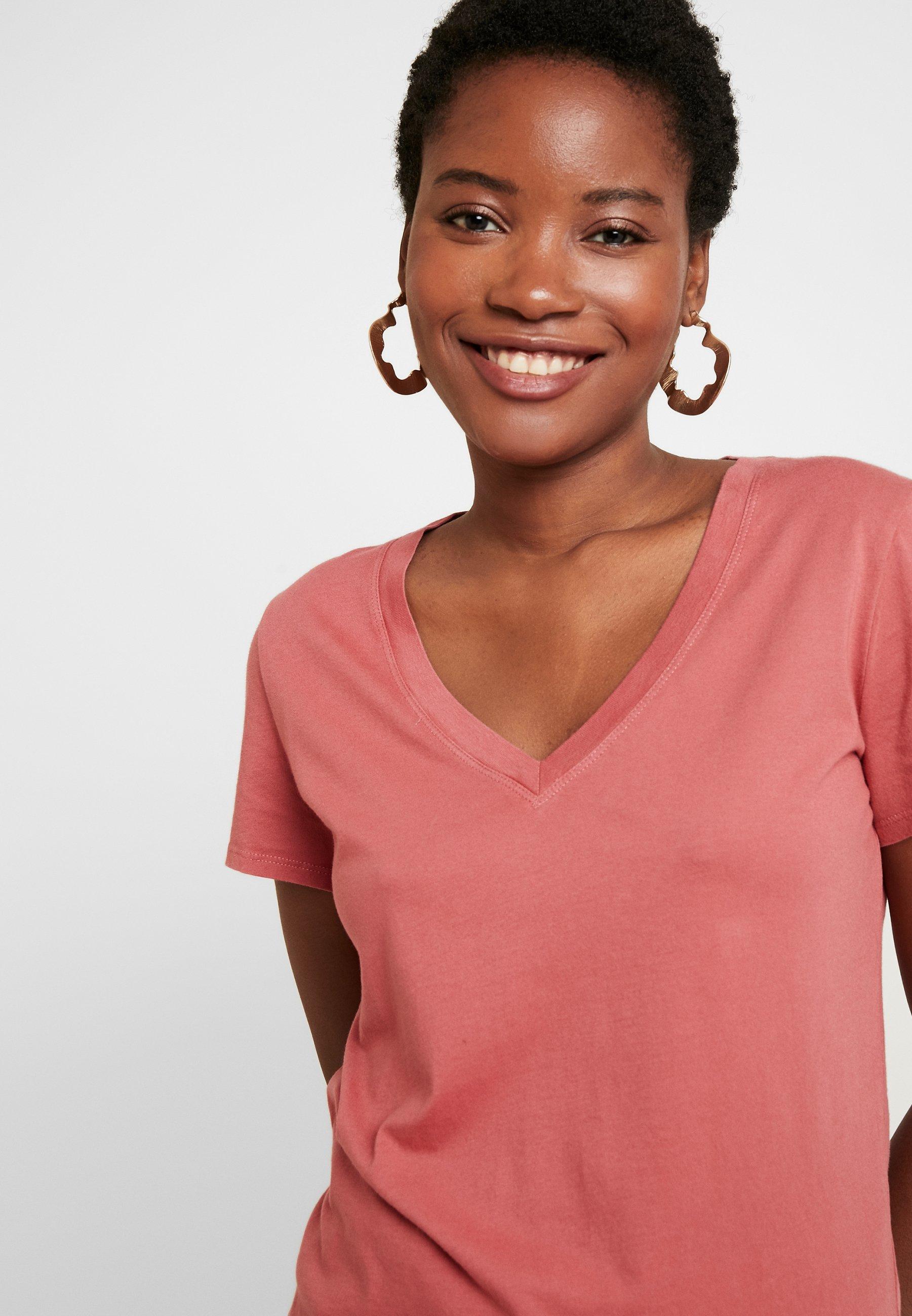 GAP T-shirts - terra cotta