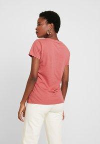 GAP - Camiseta básica - terra cotta - 2