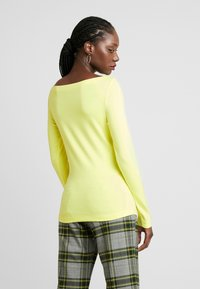 GAP - BOAT - Long sleeved top - fresh yellow - 2