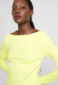 GAP - BOAT - Long sleeved top - fresh yellow - 4
